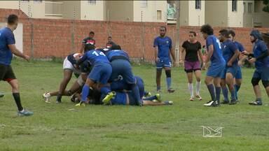 Maranhão Rugby finaliza preparação para a disputa da Copa do Nordeste - Equipe maranhense realiza amistosos em São Luís antes dos principais jogos da competição