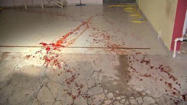 Polícia acredita que execução foi motivada por vingança - Polícia acredita que execução foi motivada por vingança
