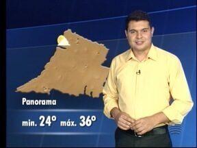 Confira qual a previsão do tempo para este sábado na região - Tiago Rodrigues antecipa como ficam as temperaturas no final de semana.