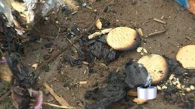 Morador de rua é queimado em Taubaté - Fogo foi ateado enquanto ele dormia.