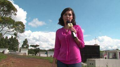 ParanáTV deste sábado vai mostrar a situação dos cemitérios de Guarapuava - A maioria não tem licença ambiental para operar.