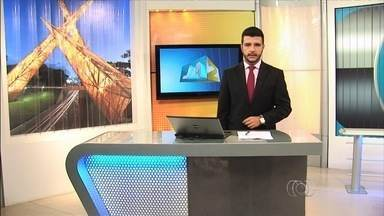 Veja o que é destaque no Jornal Anhanguera 2ª Edição desta sexta-feira (12) - Entre os principais assuntos está o protesto contra o aumento da tarifa de transporte coletivo em Goiânia.