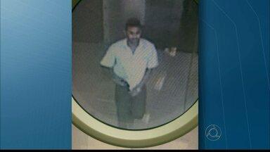 Polícia divulga imagens de homens que assaltaram banco em João Pessoa - A polícia divulgou as imagens dos quatro homens envolvidos a um assalto na agência bancária na Avenida Epitácio Pessoa.
