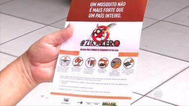 Mutirão reúne mais de 1200 homens do exército no combate ao Aedes Aegypti - Mutirão reúne mais de 1200 homens do exército no combate ao Aedes Aegypti