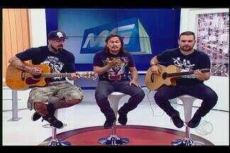 Tico Santa Cruz se apresenta neste sábado (13) em Uberlândia - Ele se apresenta na casa de eventos Vila Bella junto com a Banda Venosa.