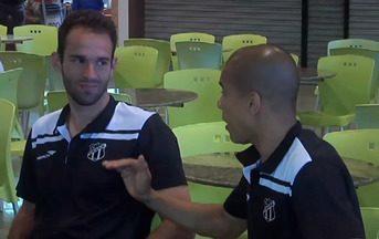 Ceará embarca para estreia na Copa do Nordeste - Veja as novidades do Ceará