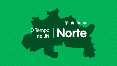 Veja a previsão do tempo para domingo (14) no Norte - Veja a previsão do tempo para domingo (14) no Norte