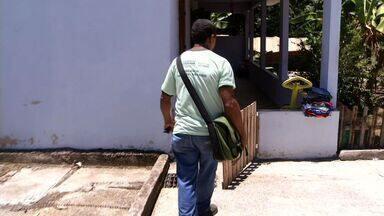 Mobilização de combate à dengue faz mutirão em Itatiaia, RJ - Visita aos bairros mais afetados foi reforçada para conter a reprodução do mosquito aedes aegypti, transmissor da dengue, do vírus da zika e da febre chikungunya.