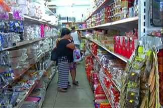 Comerciantes esperam faturar durante a quaresma e na páscoa - Procura por peixes mais baratos aumenta na região.
