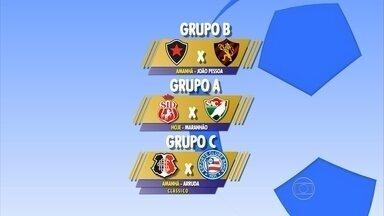 Pernambucanos estreiam na Copa do Nordeste - Santa, Salgueiro e Sport são os representantes do estado na competição