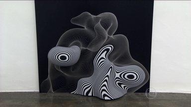 Esculturas feitas em impressora 3D estão em exposição em São Paulo - Tem exposição do artista paulista Ângelo Venosa na capital. São 20 obras entre esculturas tridimensionais, esqueletos gigantes e formas feitas numa impressora 3D. Vale a pena conferir estas preciosidades.