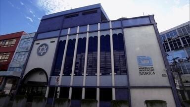 Memorial da Imigração Judaica é inaugurado em São Paulo - Local foi montado para preservar e contar as histórias dos judeus e também a contribuição deles para o desenvolvimento do Brasil e de São Paulo.