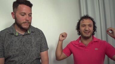 Amigos apostam em amizade duradoura entre Ana Paula e Ronan: 'Vai ser além do programa' - Para o grupo mais próximo do brother, em Curitiba, a dupla é complementar