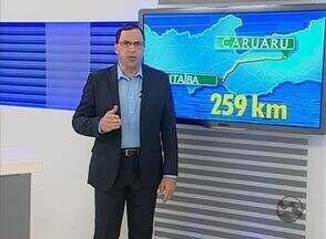 Agricultor é suspeito de assassinar o primo a pauladas em sítio de Itaíba - Crime aconteceu na segunda-feira (22).