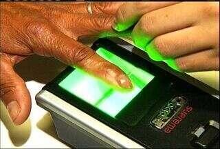 Prazo para recadastramento biométrico está chegando ao fim - Confira a reportagem de Monike Feitosa.