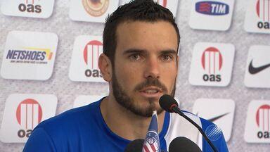 Lucas Fonseca é o novo zagueiro do Bahia - O jogador já reincidiu contrato com o Tiajin Teda, da China, e deve chegar em Salvador até a quinta-feira (25).