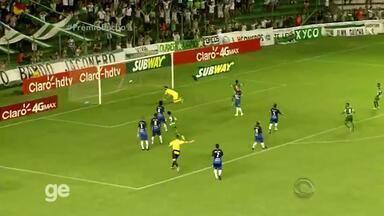 Gol de Brenner - Juventude 2x0 Aimoré - 3ª rodada - Assista ao vídeo.
