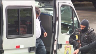Presos da Lava-Jato fazem exames no IML - Presos na 23ª fase da operação fizeram exames de corpo de delito em Curitiba.