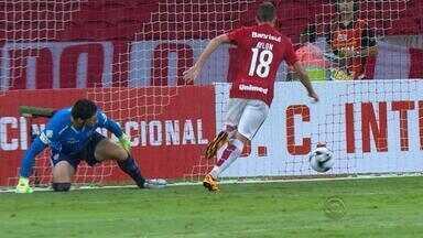 Jovens do Inter despontam no início da temporada - Garotos são responsáveis por 82% do tentos da equipe em 2016.