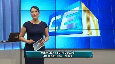 Fortaleza enfrenta o Botafogo da Paraíba pela Copa do Nordeste - Jogo será transmitido pela TV Verdes Mares.