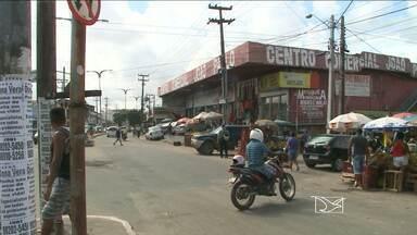 Motoristas desobedecem a finalização no bairro João Paulo - Motoristas desobedecem a finalização no bairro João Paulo.