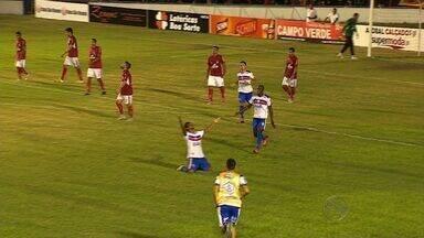 Veja gols de todos os jogos do fim de semana do Campeonato Sergipano - Itabaiana venceu clássico contra o Sergipe em casa. Confiança goleou o Dorense.