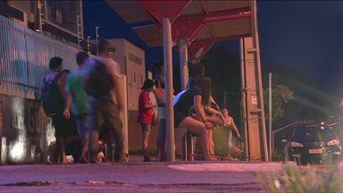 Região do Marco Zero registra aumento na ocorrência de crimes - O espaço ocupado pela antiga Anderson Klayton hoje dá lugar a muitas lojas que atraem milhares de pessoas, principalmente nos fins de semana.