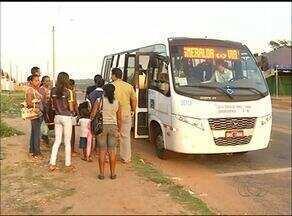Em Araguaína, estudantes continuam sem transporte escolar - Em Araguaína, estudantes continuam sem transporte escolar