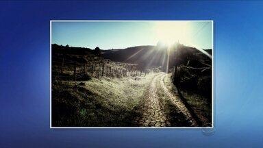 Fevereiro termina com 2ºC e geada na Serra; veja previsão - Fevereiro termina com 2ºC e geada na Serra; veja previsão
