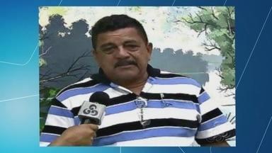 Prefeito de Maraã morre após ser baleado, no AM - Cícero Lopes chegou a ser socorrido, mas não resistiu.