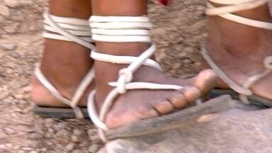 Ídolo tarahumara recorre a ritual de purificação antes de ultramaratona - Ídolo tarahumara recorre a ritual de purificação antes de ultramaratona