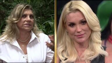 Flávia Alessandra e Giulia Costa recebem recado fofo da mãe e avó - Rachel Costa revela detalhes do início da carreira de filha e neta