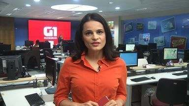 Confira os destaques do G1 nesta manhã de terça-feira - G1.com.br/ce.