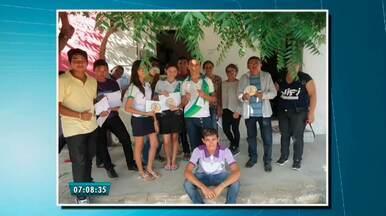 Telespectadores realizam ações para combater o Aedes aegypti - Saiba como participar no portal de notícias da TV Verdes Mares.