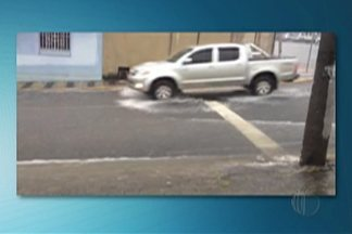 Moradores de Mogi e Suzano mostram estragos da chuva - Imagens foram enviadas pela ferramenta colaborativa VC no G1.