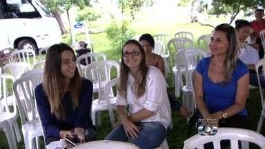 Evento celebra o Dia Internacional da Mulher, em Aparecida de Goiânia - Diversos serviços gratuitos são disponibilizados na Praça da Família.