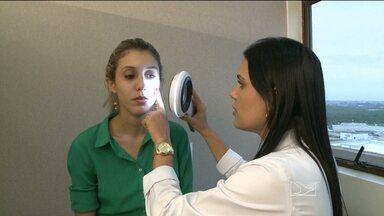 Quadro 'Fica a Dica' dá orientações sobre como cuidar da pele - Quadro 'Fica a Dica' dá orientações sobre como cuidar da pele.