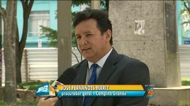Iphaep embarga obra na Praça da Bandeira em CG - Apesar do embargo, PMCG não deve parar a obra.