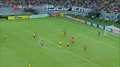 Veja o gol de Gabigol - Veja o gol de Gabigol.