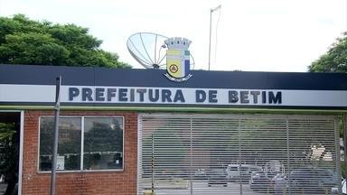 Prefeito de Betim decreta estado calamidade financeira - Executivo municipal também decretou estado de emergência por causa da dengue.