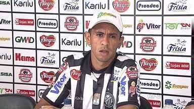 Jogadores prometem mudança de atitude no Operário - Operário encara o Londrina neste sábado precisando da vitória para tentar fugir da zona do rebaixamento