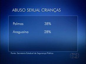Secretaria da Segurança Pública registra 50 casos de abuso sexual só em 2016 no TO - Secretaria da Segurança Pública registra 50 casos de abuso sexual só em 2016 no TO
