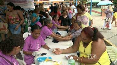 Programação em comemoração ao Dia da Mulher é realizada em São Luís - Programação em comemoração ao Dia da Mulher é realizada em São Luís