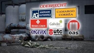 'Clube de empreiteiras' fraudava licitações da Petrobras - Na sentença desta terça-feira (8), o juiz Sergio Moro cita a participação da Odebrecht no clube de empreiteiras. Clube era um cartel.