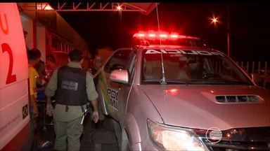 Policial militar é baleado ao sair de casa na Zona Sul de Teresina - Policial militar é baleado ao sair de casa na Zona Sul de Teresina