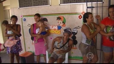 Milhares de alunos da rede municipal ficam sem aulas no Recife - Profissionais da Educação estão em greve desde a terça-feira