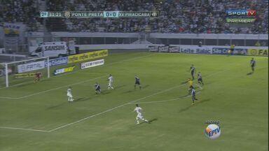 Ponte Preta enfrenta Ferroviária neste sábado - O time campineiro está apreensivo, após perder para o XV de Piracicaba.