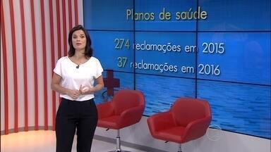 ANS orienta usuários sobre plano de saúde - Procon registrou, no ano passado, 274 reclamações sobre planos de saúde