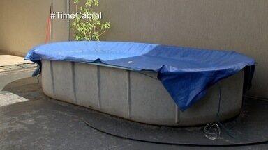 Desafio MSTV: conheça casa de estudante do time do Cabral em Campo Grande - Desafio MSTV: conheça casa de estudante do time do Cabral em Campo Grande
