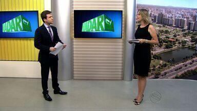 Dani Novo revela as principais notícias do trânsito em Sergipe - Dani Novo revela as principais notícias do trânsito em Sergipe.